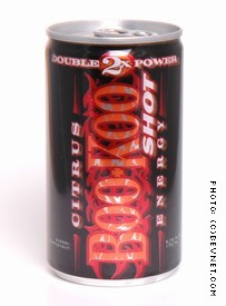 Boo Koo Energy Shot Citrus