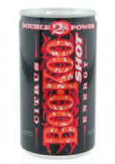 BooKoo Energy: Citrus Shot