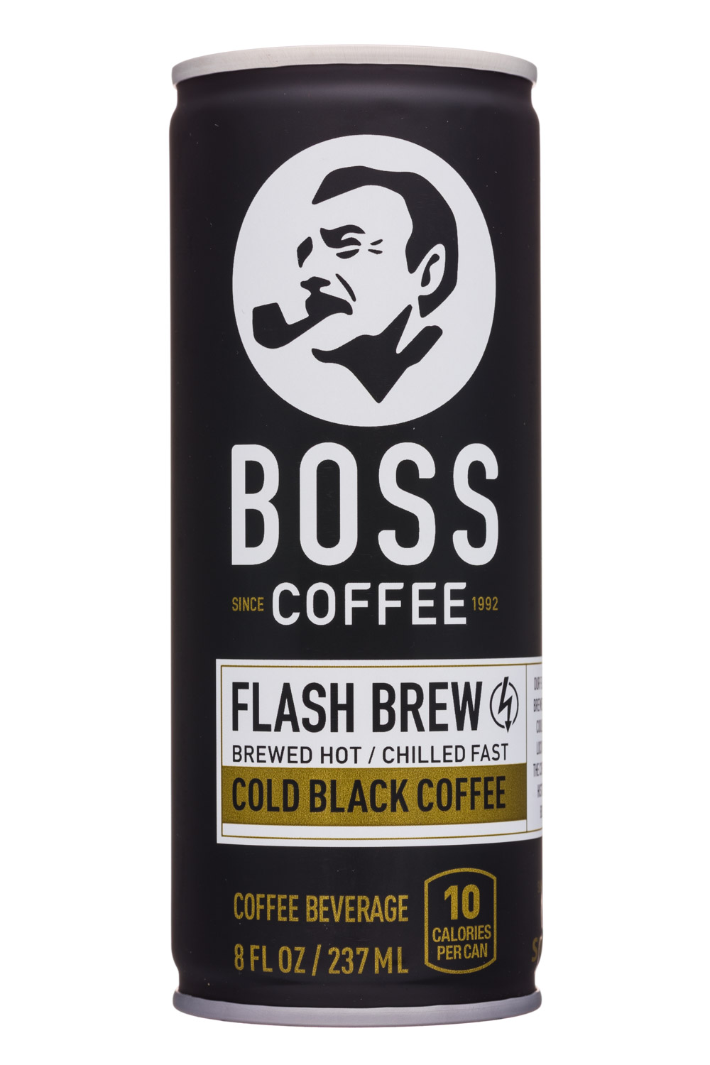 Flash Brew - Cold Black Coffee