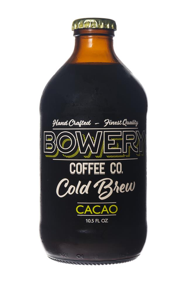 Bowery Coffee Co.: BoweryCoffee-ColdBrew-10oz-Cacao-Front