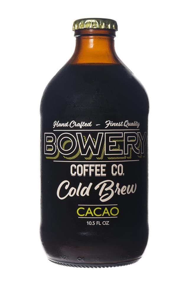 Bowery Coffee Co.: BoweryCoffee-ColdBrew-10oz-Cacao-Front