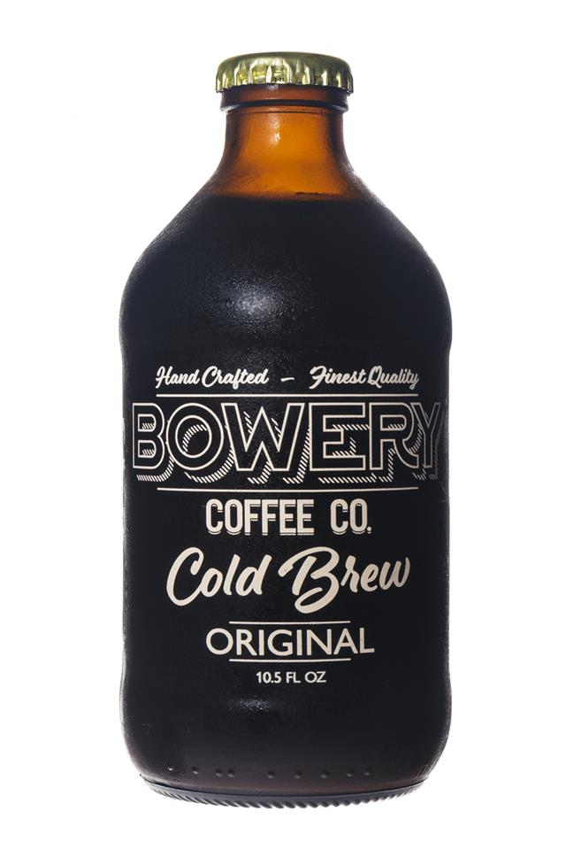 Bowery Coffee Co.: BoweryCoffee-ColdBrew-10oz-OG-Front