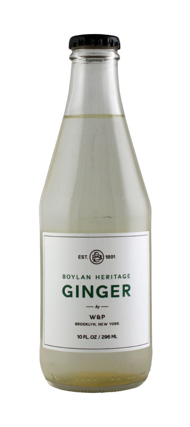 Boylan Heritage: Boylan Ginger Front