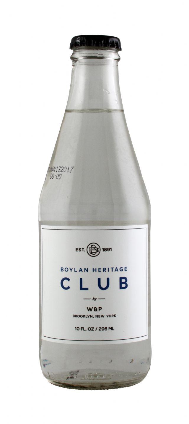 Boylan Heritage: Boylan Club Front