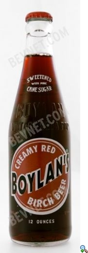 Creamy Red Birch Beer