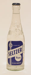 Sparkling Seltzer Pure