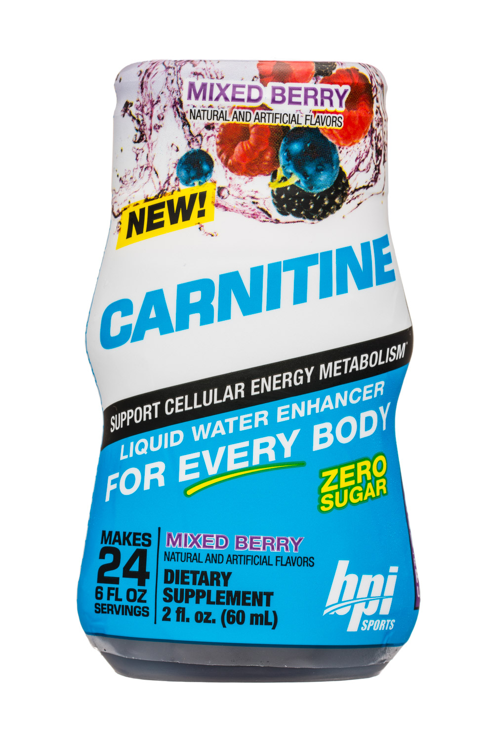 Carnitine - Mixed Berry