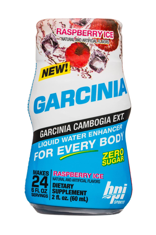 Garcinia - Raspberry Ice