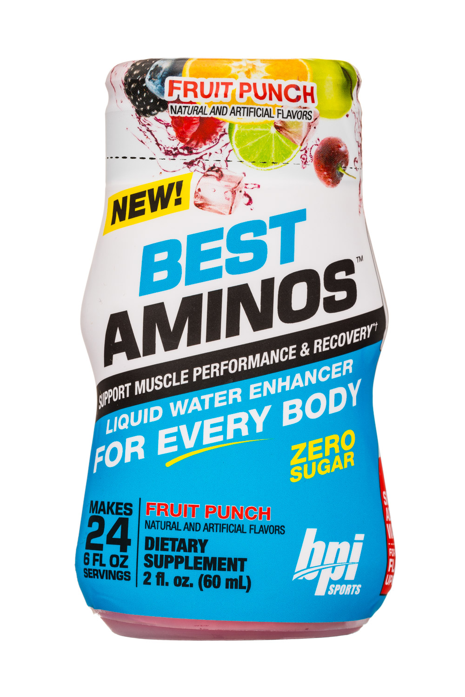 BPI Sports: BPISports-2oz-BestAminos-FruitPunch-Front