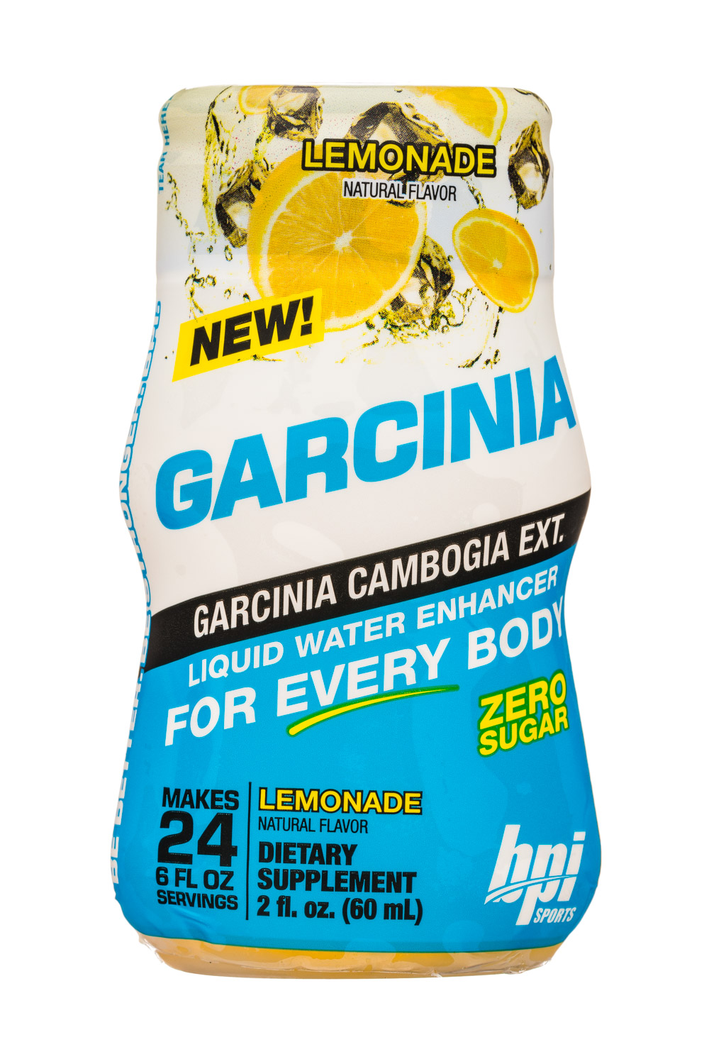 BPI Sports: BPISports-2oz-Garcinia-Lemonade-Front