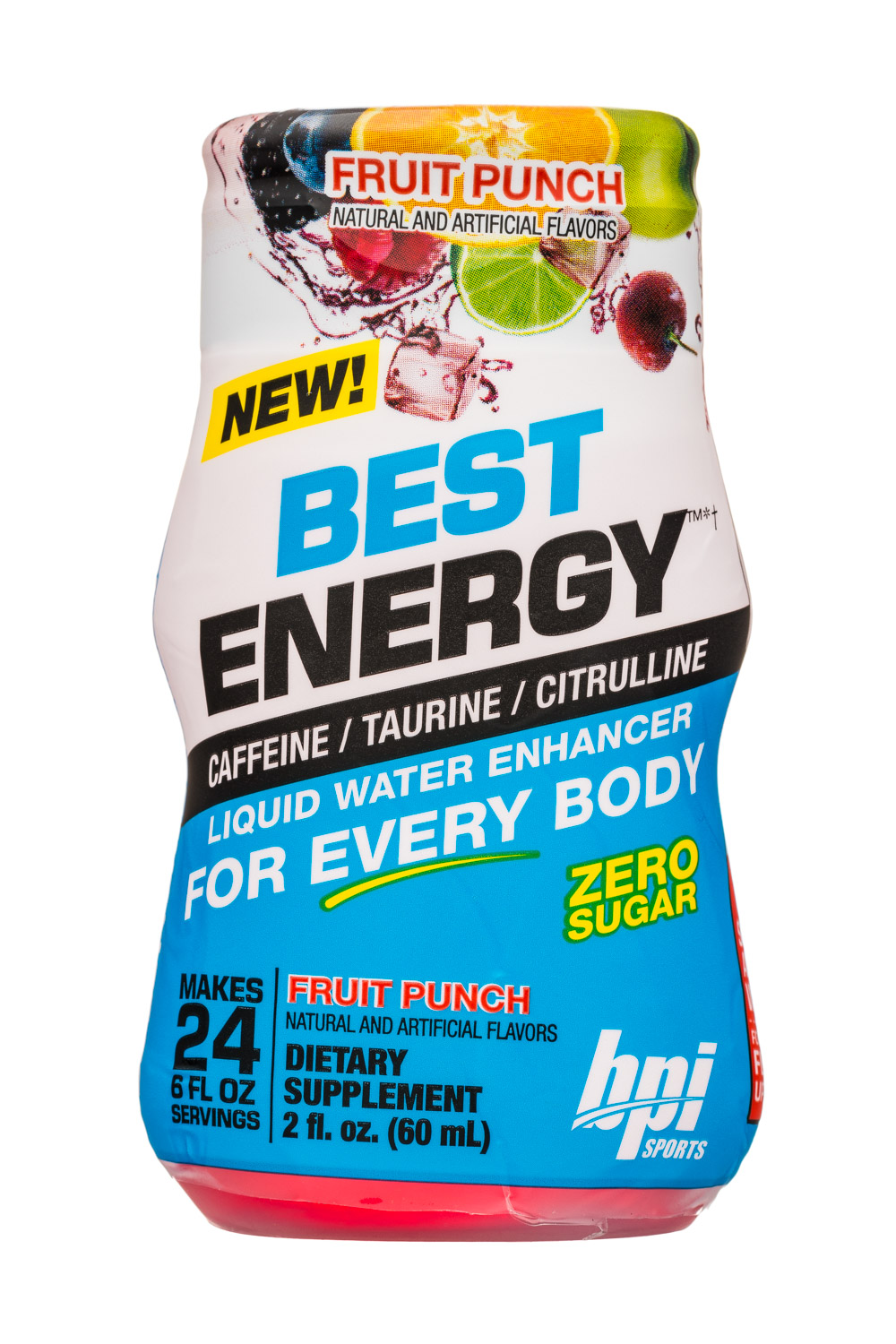 BPI Sports: BPISports-2oz-BestEnergy-FruitPunch-Front