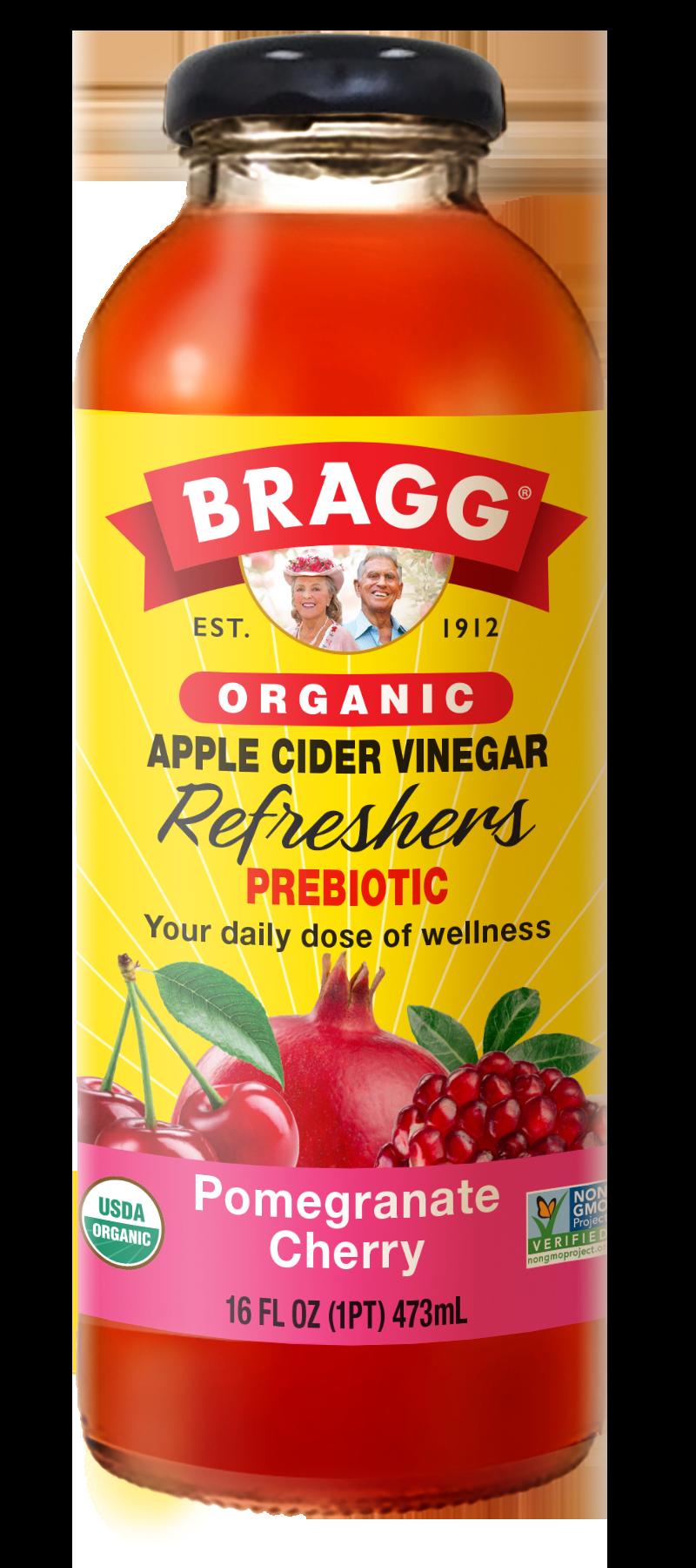 Bragg Apple Cider Vinegar Pomegranate Cherry