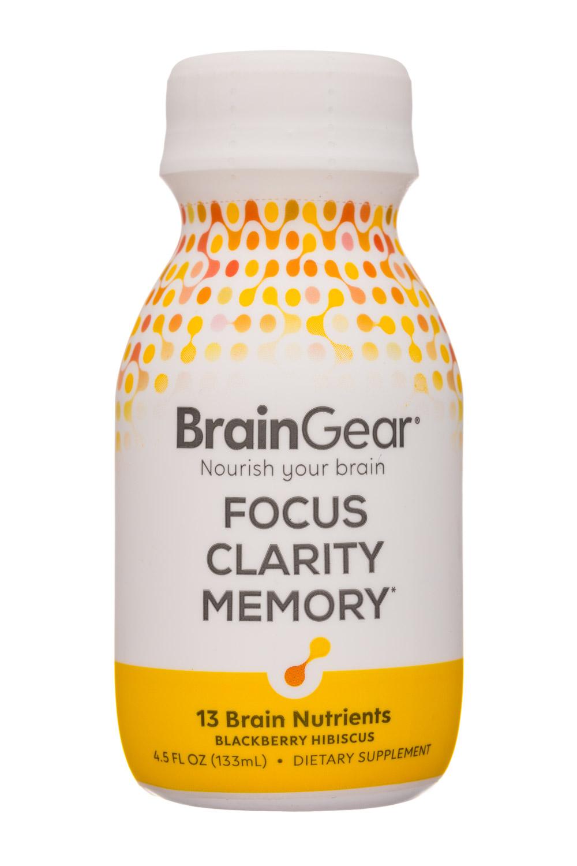 Focus, Clarity, Memory 4.5oz