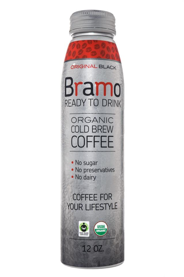 Bramo Ready to Drink: Bramo-ColdBrew-OriginalBlack-Front