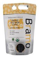 Bramo Ready to Drink: Bramo-ColdBrew-50z-WholeBeanVanilla-Front