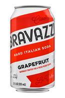 Bravazzi: Ciao-Bravazzi-HardSoda-12oz-Grapefruit-Front