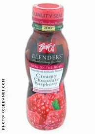 Creamy Chocolate Raspberry