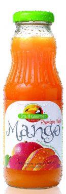 New packaging of Mango nectar