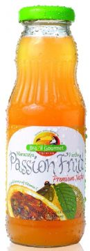 New packaging of Passion Fruit Nectar