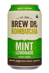 Mint Lemonade (Can)