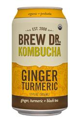 Ginger Turmeric (Can)