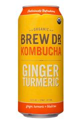 Ginger Turmeric 16oz