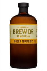 Ginger Turmeric 32oz (2018)