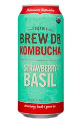 Strawberry Basil 16oz