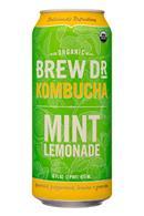 BrewDr-16oz-Kombucha-MintLemonade-Front