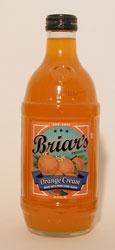 Orange Cream - 1 liter