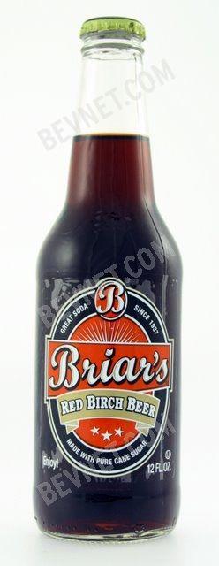 Briar's Premium Soft Drinks: