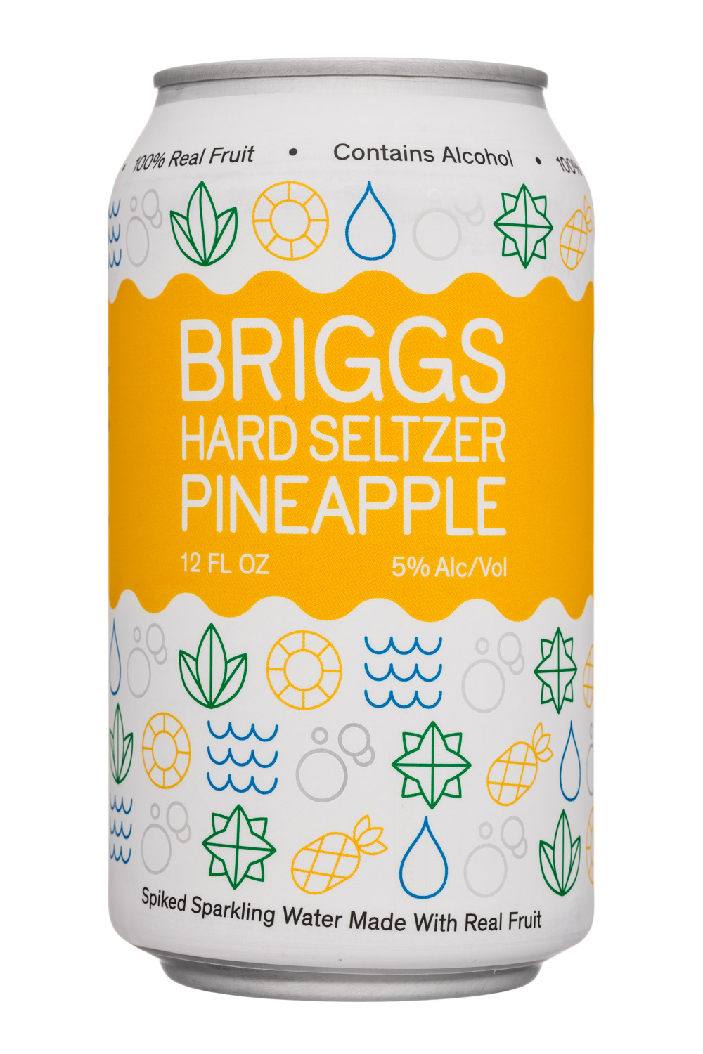 Pineapple Hard Seltzer