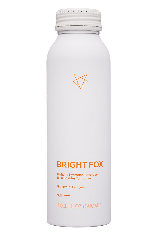 BrightFox : BrightFox-10oz-2020-Still-GrapefruitGinger-Front