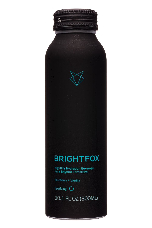 BrightFox : BrightFox-10oz-2020-Sparkling-BluebVanilla-Front