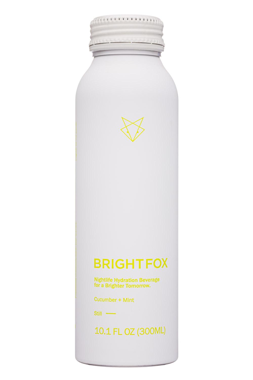 BrightFox : BrightFox-10oz-2020-Still-CucumberMint-Front