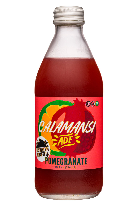 Calamansi Ade - Pomegranate 2019