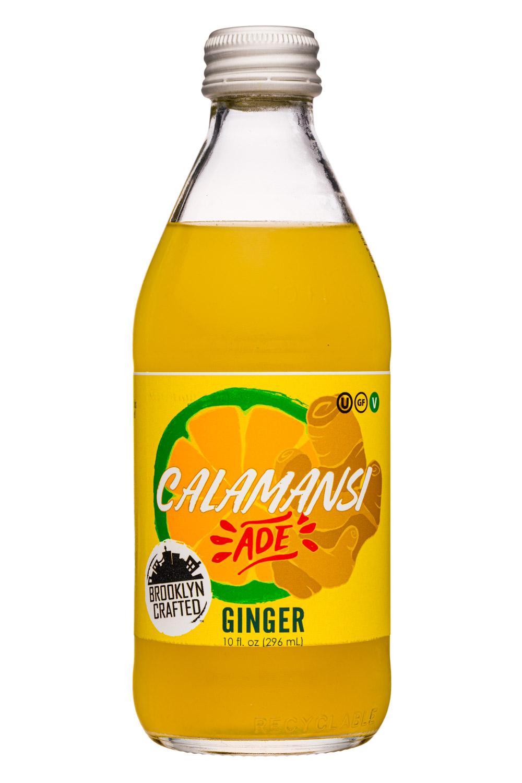 Calamansi Ade - Ginger 2019