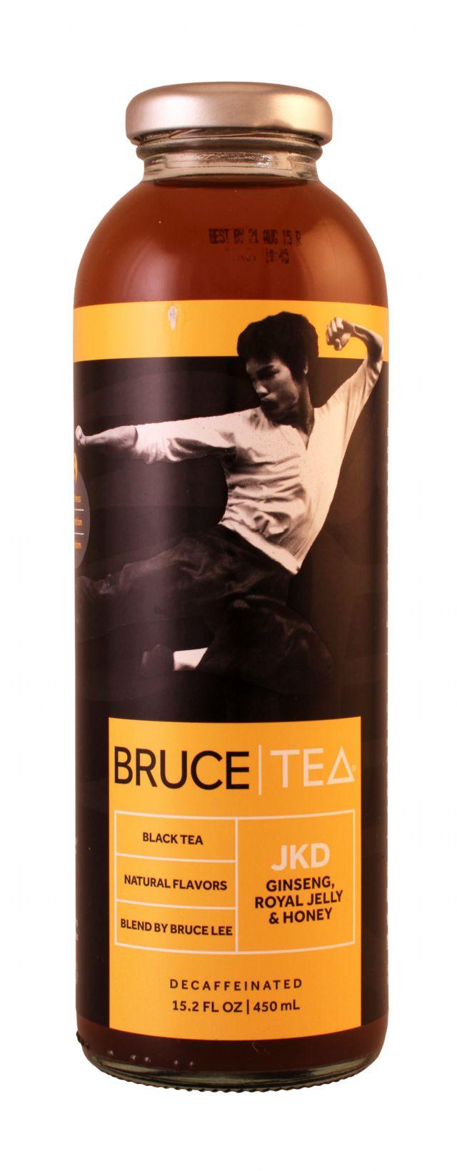 Bruce Tea: BruceTea JKD Front