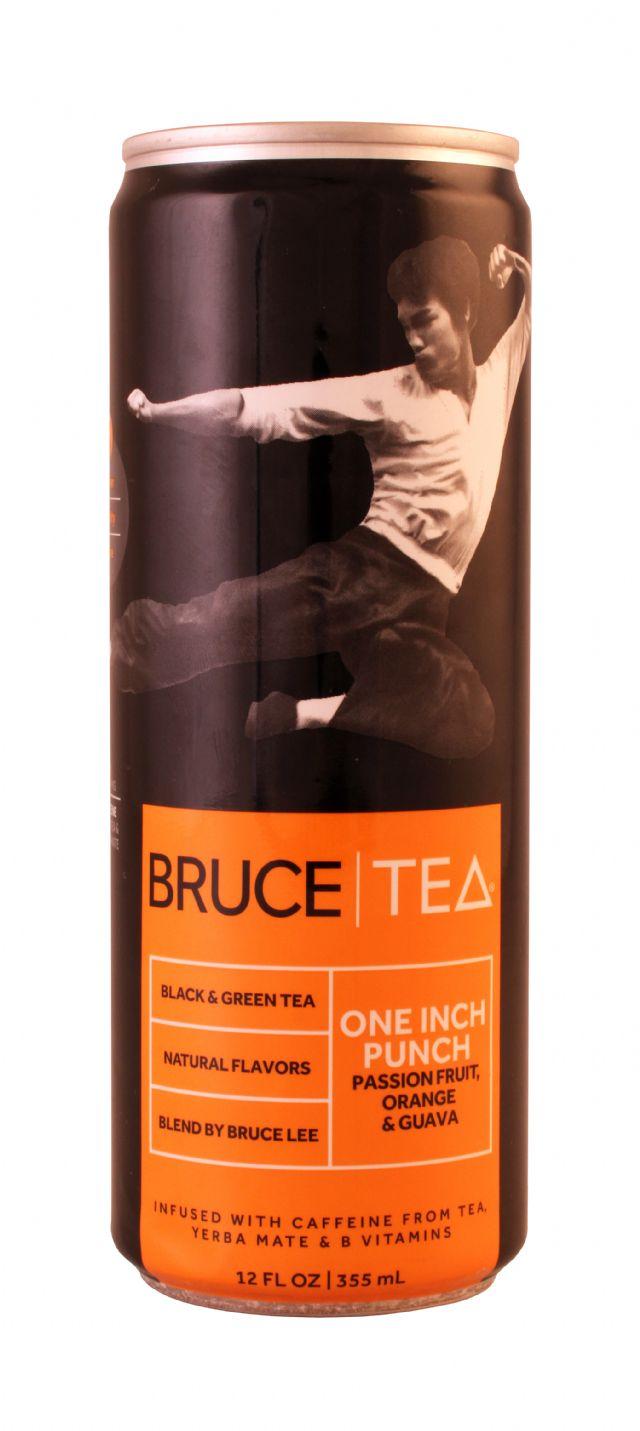 Bruce Tea: BruceTea OneInch Front