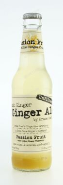 Fresh Ginger Ginger Ale by Bruce Cost: