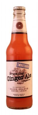 Fresh Ginger Ginger Ale by Bruce Cost: BruceCost BloodOrange Front