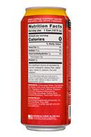 BSN Endo-Rush: BSN-EndoRush-16oz-Citrus-Facts
