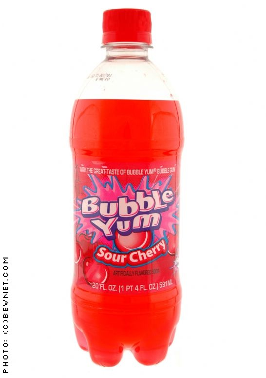 Bubble Yum Soda: sourcherry.jpg