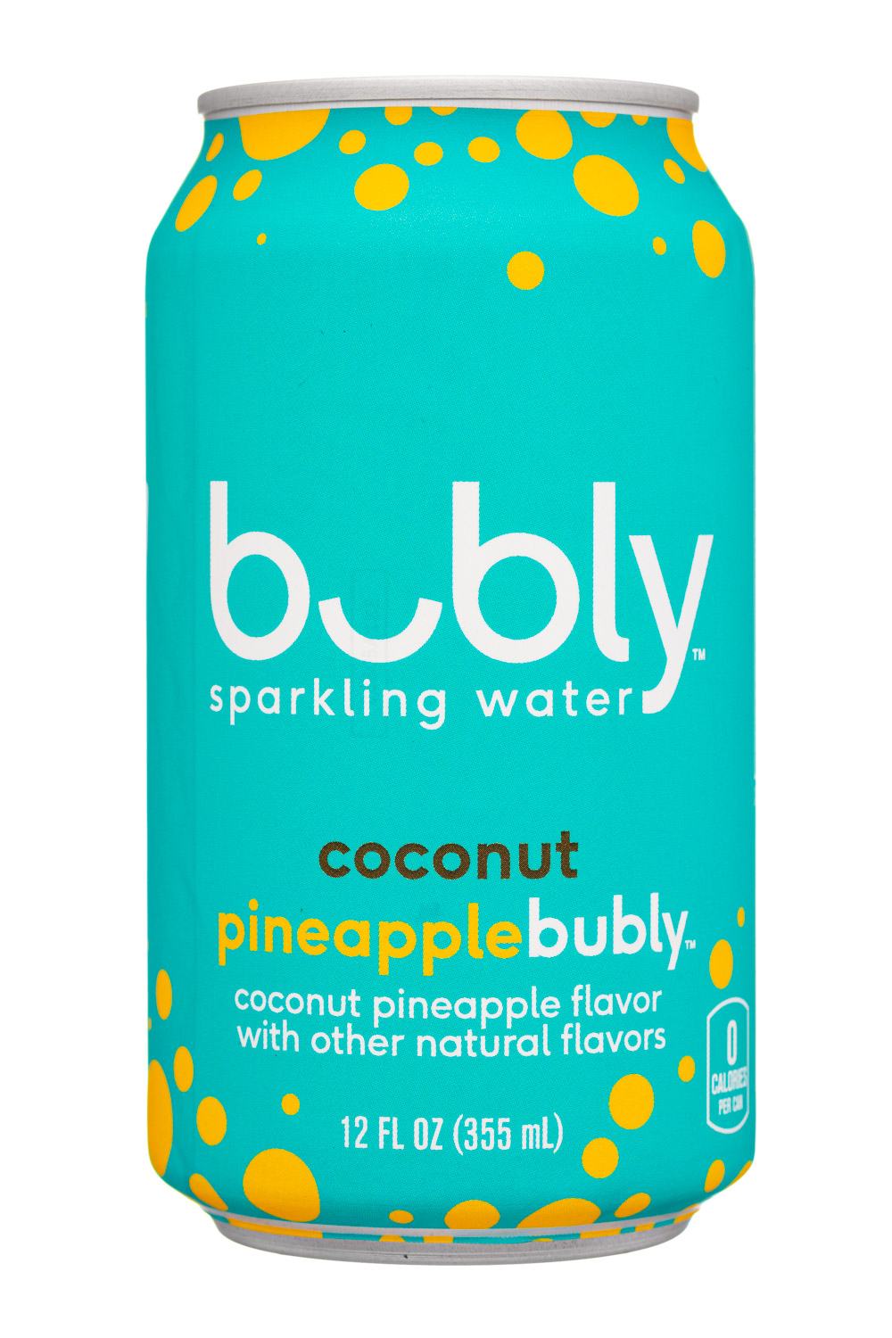 Coconut Pineapple Bubly