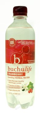 Buchulife Sparkling Herbal Water: