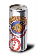 Bulldog Energy Drink: A new can design for The Bulldog Energy Drink