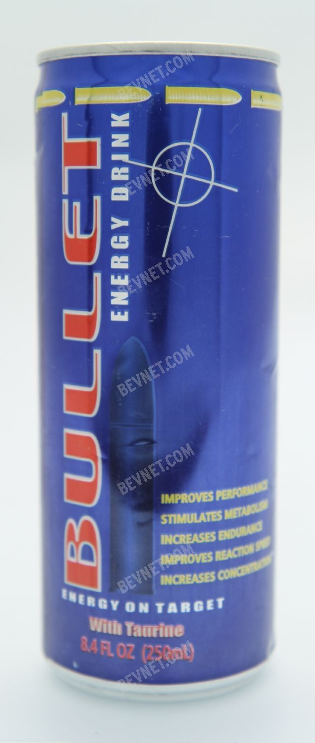 Bullet Energy Drink: