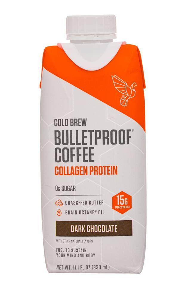 Bulletproof: Bulletproof-11oz-CollagenProtein-DarkChoc-Front