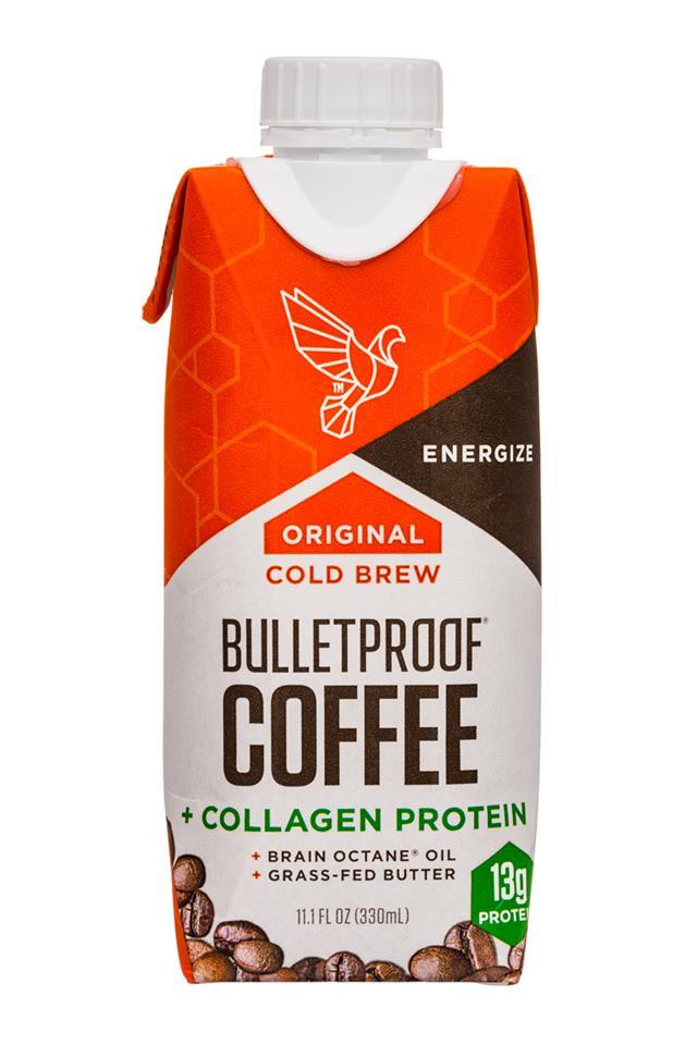 Bulletproof RTD Cold Brew: Bulletproof-11oz-ColdBrew-Original-Collagen-Front