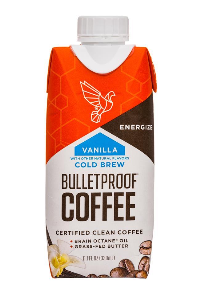 Bulletproof RTD Cold Brew: Bulletproof-11oz-ColdBrew-Vanilla-Front